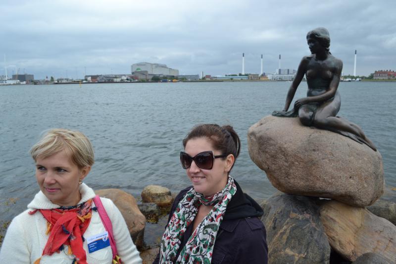 Копенгаген - русалочки