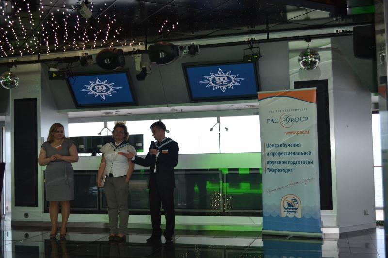 Жюри подводит итоги первого конкурса