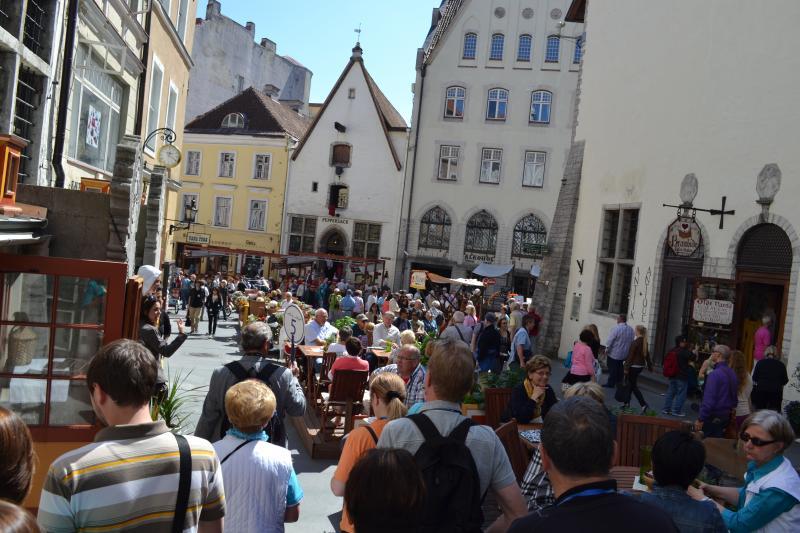 Экскурсия в Таллине