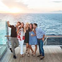 «Мои мгновения» вместе с MSC Cruises