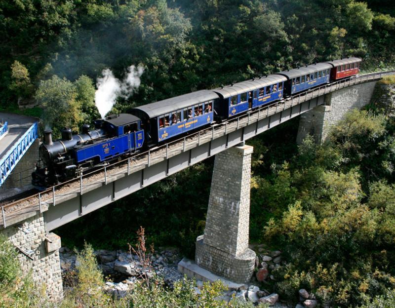 Путешествия на поездах