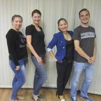 Сотрудники филиала PAC GROUP в Сочи