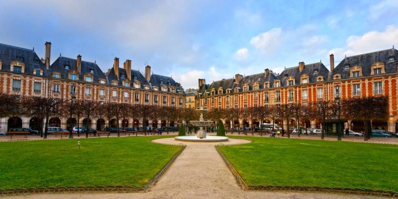 Пешеходная экскурсия «Средневековый Париж»