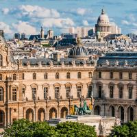 Париж, Лувр