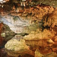 Сардиния, пещера