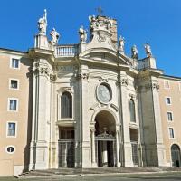 Рим. Церковь Святого Креста Иерусалимского