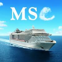 Бронируем круизы по суперценам акции «96 hours» от MSC Cruises