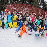 Зимний фестиваль ROSA FEST в Сочи