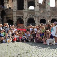 Международная Лидерская Конференция Florange в Италии
