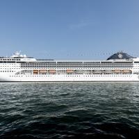 Шип-визит на лайнер MSC Opera