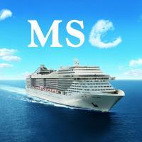 MSC Cruises: 4 миллиона пользователей в социальной сети Facebook!