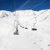 Австрия: новая канатная дорога в горнолыжном регионе Арльберг
