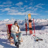 Летим в Сочи: открыты продажи на горнолыжные курорты Красной Поляны!
