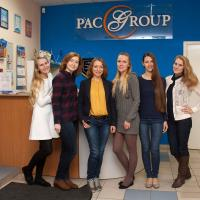 PAC GROUP – 9 лет в Санкт-Петербурге!
