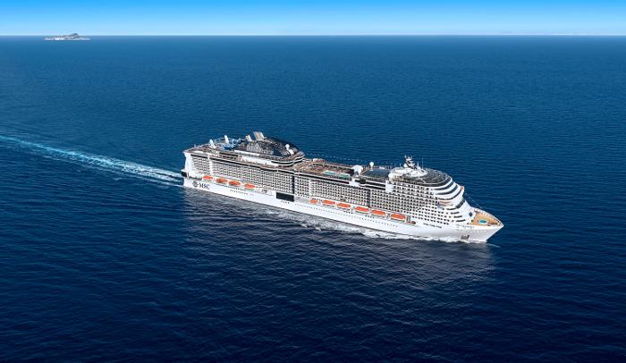 Старт продаж нового лайнера MSC Grandiosa