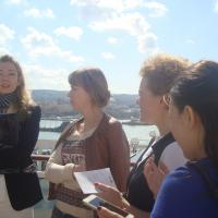 «96 друзей Ocean`s» встретили весну в Средиземноморье