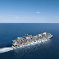 Старт продаж нового лайнера MSC Bellissima