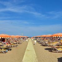 ПАК Ленд на пляже