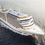 Строительство нового лайнера круизной компании Silversea