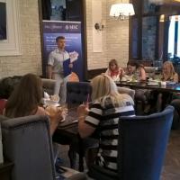 Бизнес-завтрак PAC GROUP прошел в Волгограде