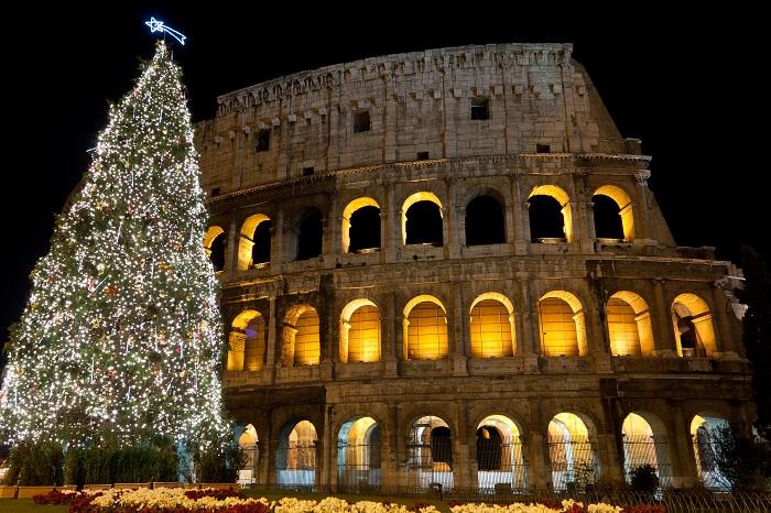 Сколько стоит Новый год в Европе