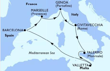 Западное Средиземноморье