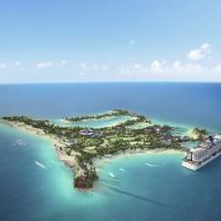 Морской заповедник MSC OCEAN CAY – райский уголок в Карибском море