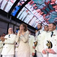 Церемония инаугурации лайнера MSC BELLISSIMA прошла в порту Саутгемптона!