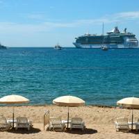 Франция, Лазурный берег. Пляж в подарок!