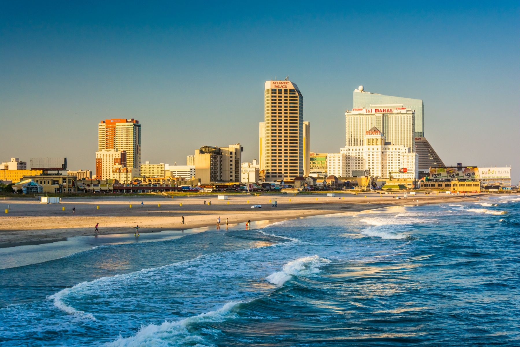 an introduction to the great transformation of atlantic city from a casino city to a resort destinat