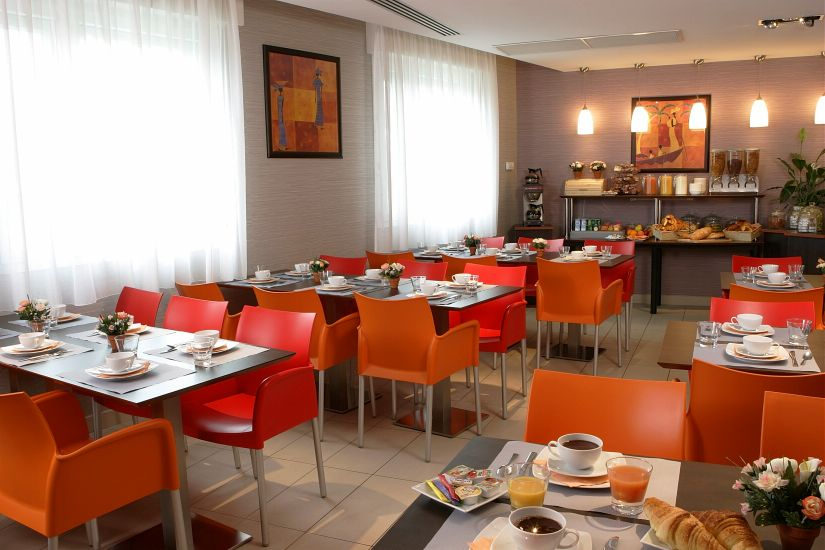 Рестораны/бары. ADAGIO APARTHOTEL PORTE DE CHARENTON (3*)