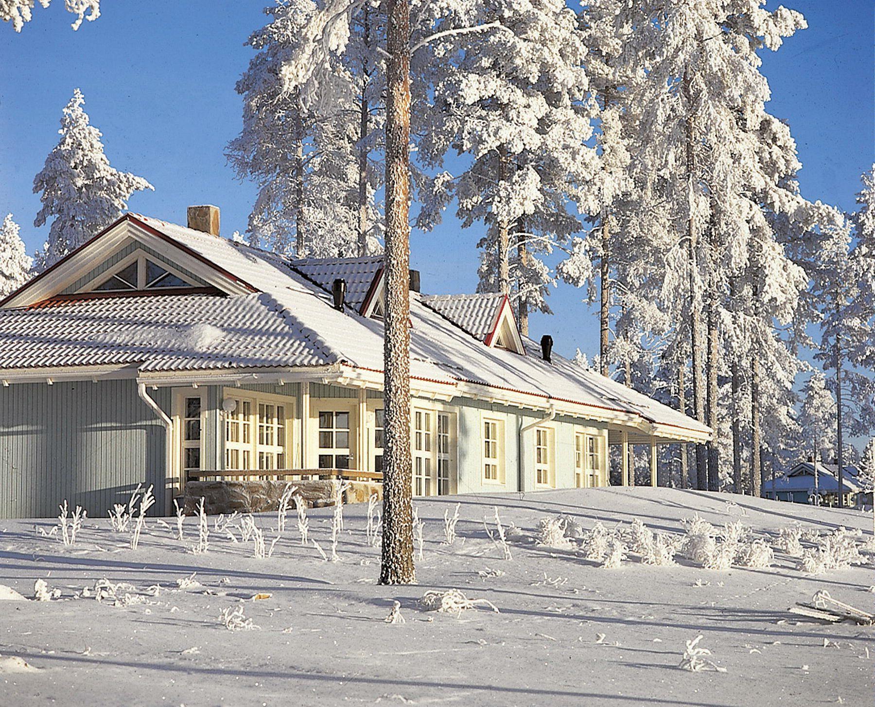 Незабываемое Рождество в Финляндии!