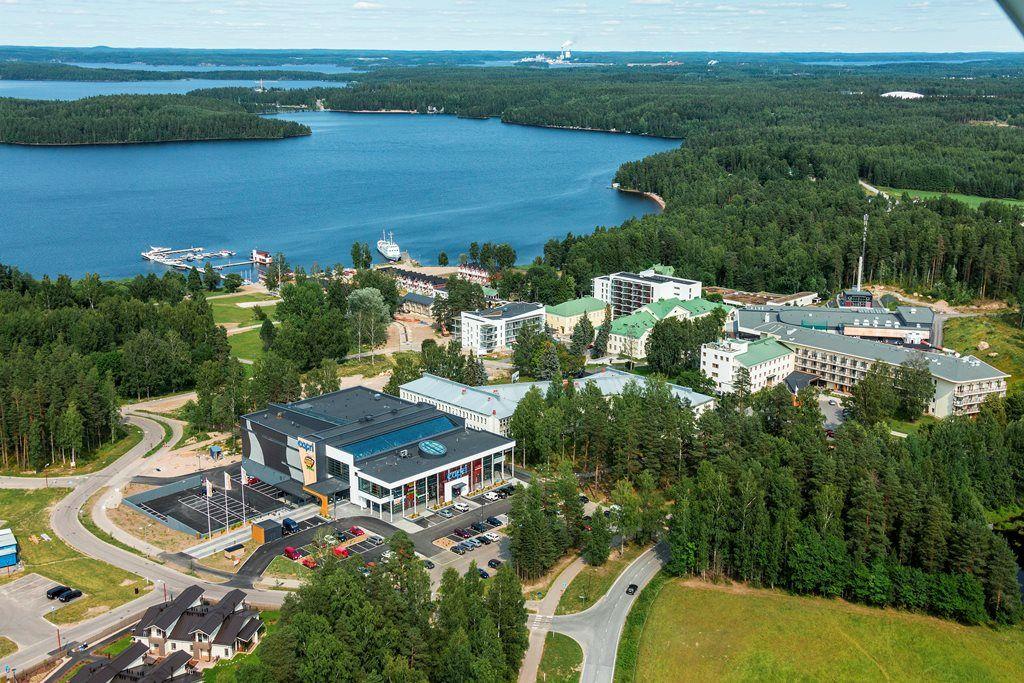 На зимние каникулы с детьми в Финляндию!