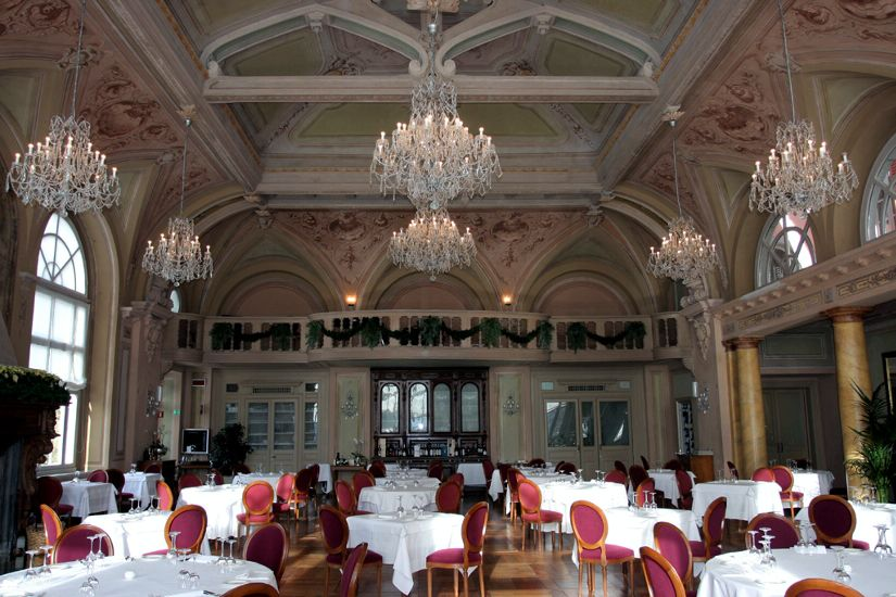 Отели :: Италия :: GRAND HOTEL BAGNI NUOVI