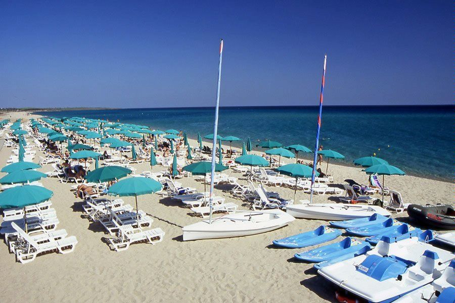 CLUB HOTEL MARINA BEACH. Пляж. CLUB HOTEL MARINA BEACH (ХИТ! ПАК ЛЕНД) 4*