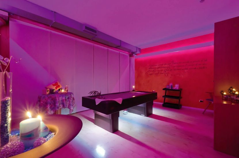 SPA и отдых. SOREGHES GRAN CHALET (UNION HOTELS) 4* Super