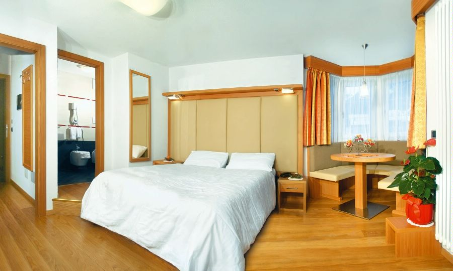 Gold Prestige Room. SOREGHES GRAN CHALET (UNION HOTELS) 4* Super