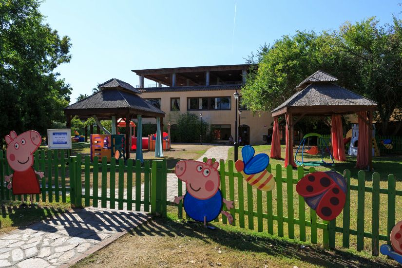 TANKA VILLAGE GOLF & SPA. Внешний вид. CLUB VALTUR TANKA VILLAGE 4*