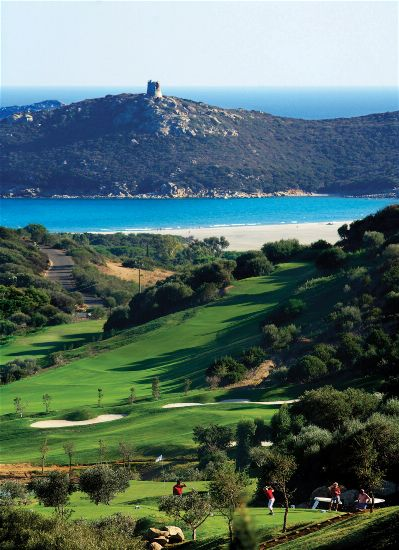 TANKA VILLAGE GOLF & SPA. CLUB VALTUR TANKA VILLAGE 4*