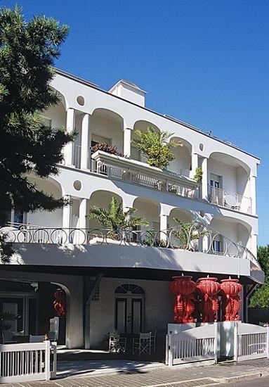 Внешний вид. M GLAMOUR HOTEL 4*
