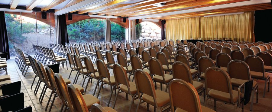 Конференц залы. CLUB VALTUR PARCO TORRE CHIA (ПАК ЛЕНД) 4*