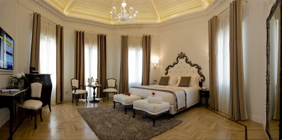 Номер. GRAND HOTEL DA VINCI 5*