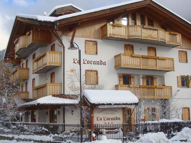 Настоящий заснеженный рай на горнолыжных курортах Италии!