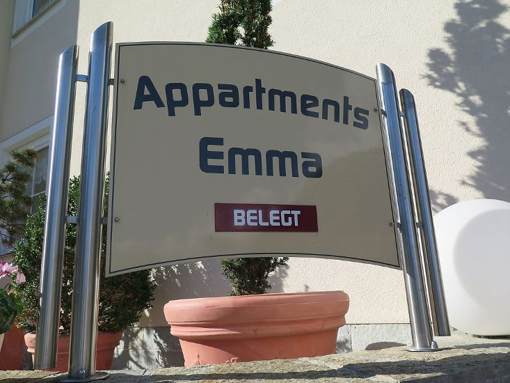 APPARTMENT. Территория. EMMA Apart (3*)
