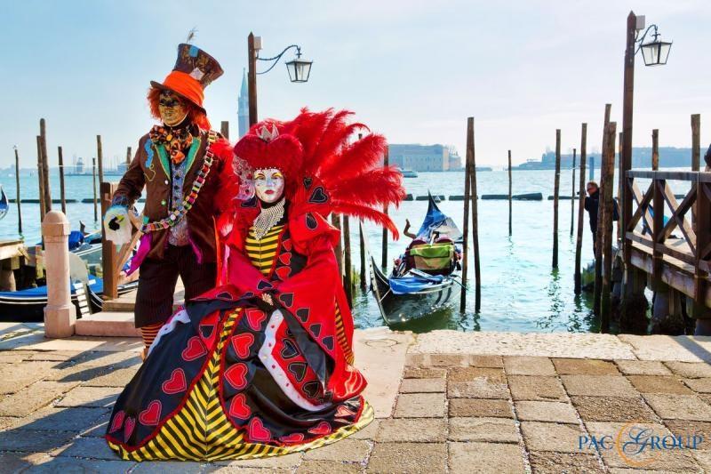 Week-end в Венеции – в подарок!