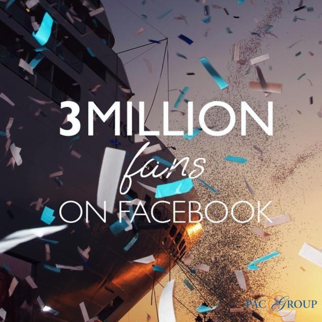 MSC Cruises – самая «социальная» круизная компания в мире!