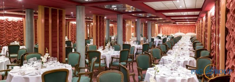 Ресторан MSC Armonia