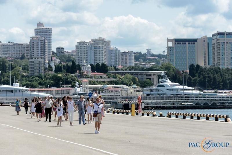 MSC Cruises и PAC GROUP представили новый маршрут из Сочи!