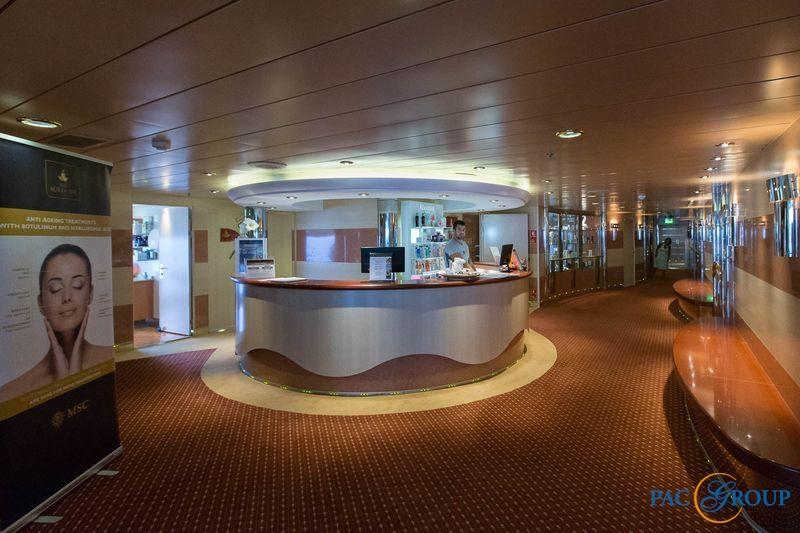 «Море удовольствия» на обновленном лайнере MSC OPERA