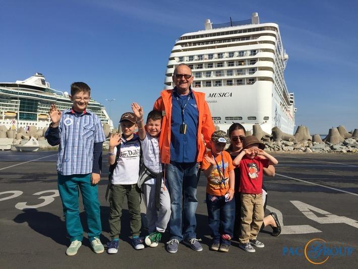 «Мореходка 2016»: готовим экспертов по круизам!